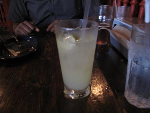 Dinosaur BBQ's Platinum Margarita!!!  Uh...Yesssuh!!!