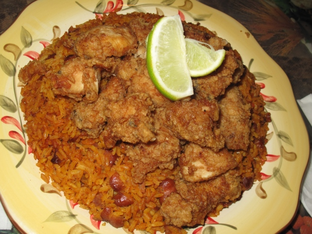 Chicharron de Pollo sin Hueso
