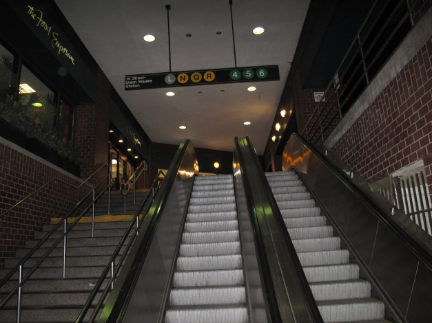 Stairs N Escalators