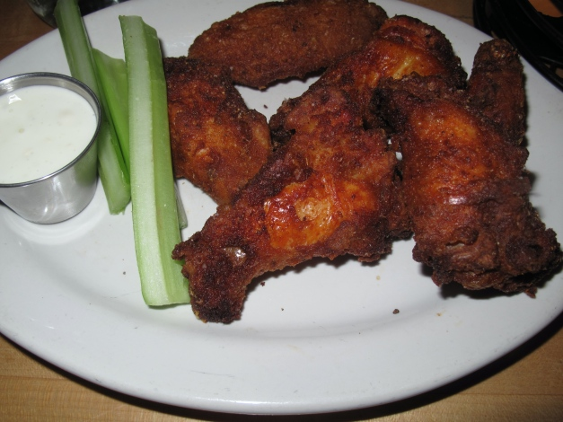Rub Wings