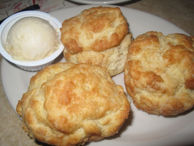 The Biscuits!!!! N Maple Butter!!!