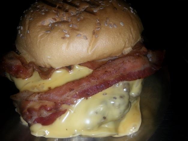 Behold the Jackson Hole Bacon Cheeseburger