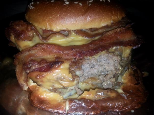 Jackson Hole huh?  They sure do make a tasty burger.  Mmmm!