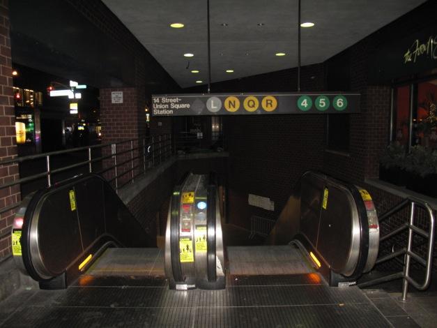 GN The Escalators
