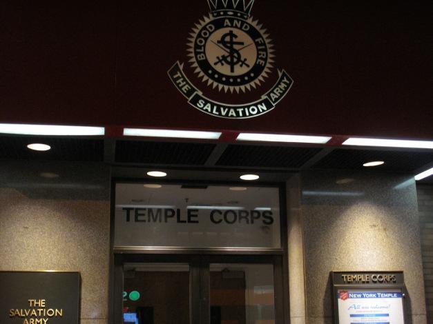 Salvation Army Headquarters