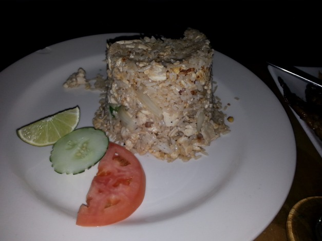 Pad Thai Fried Rice @ SEA