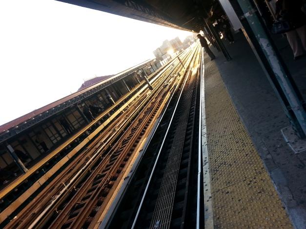 Subway above Ground
