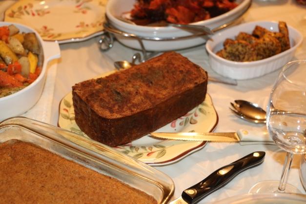 Vegetarian Loaf