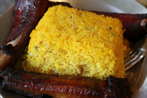 Ribs & Fried Rice II