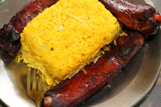 Ribs & Fried Rice