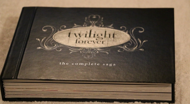 Twilight Saga on Blu-Ray