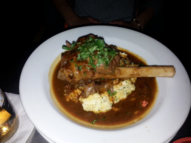 Rocking Horse Lamb Shank
