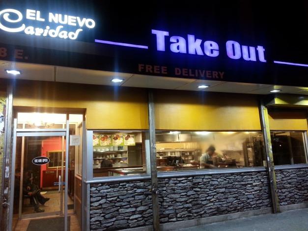 El Nuevo Caridad Restaurant