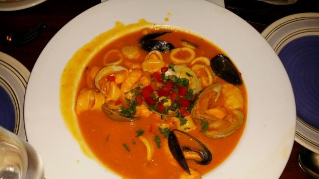 Calamari & Mussels