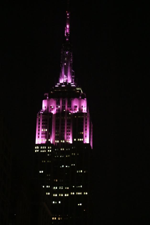 E.S.B Purple Majesty