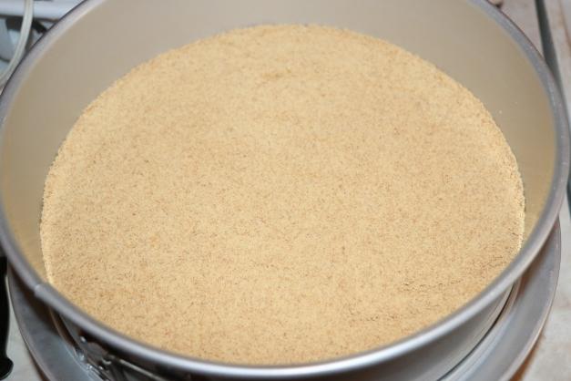 Graham Cracker Crust Prep