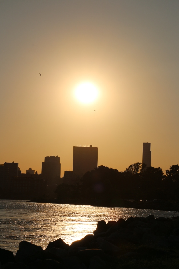 Sun Setting 5