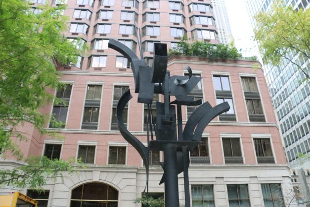 Black Sculpture Series II