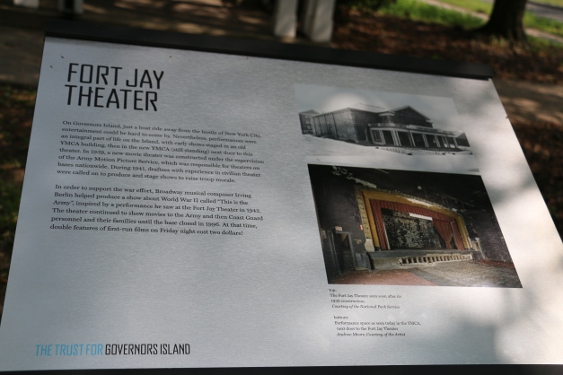 Fort Jay Theatre
