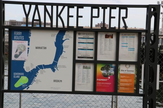 Yankee Pier