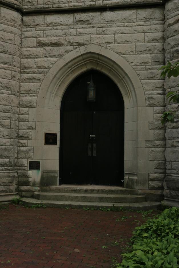 Chapel Door