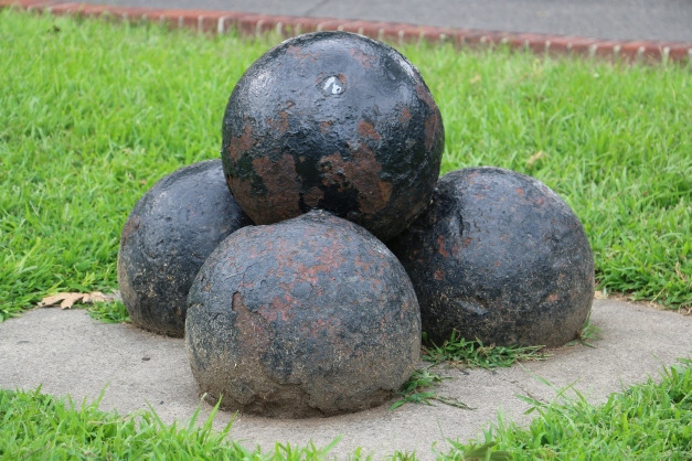 Cannon Ball Grouping