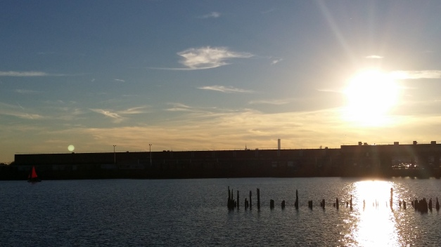 Sunsetting & docks