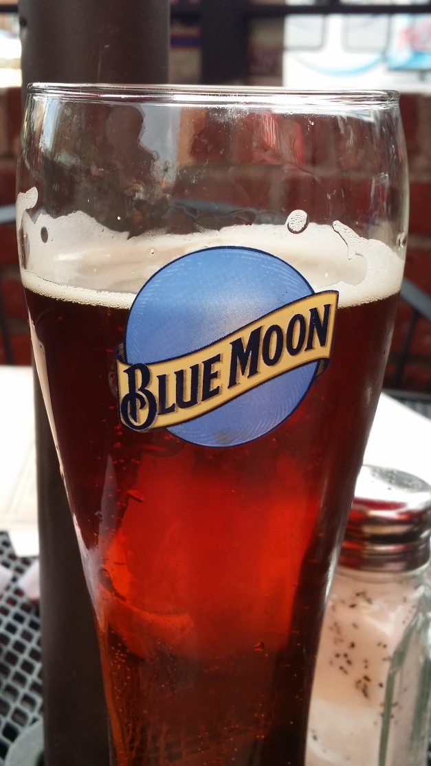 Blue Moon Closeup