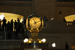 Zoning in on The Golden Clock