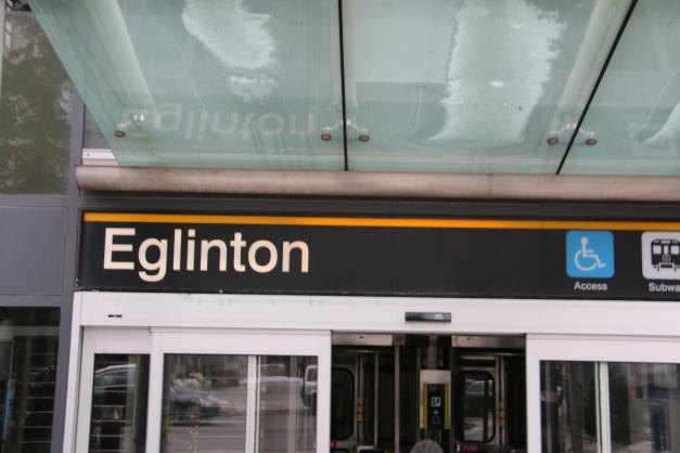 Eglinton Station