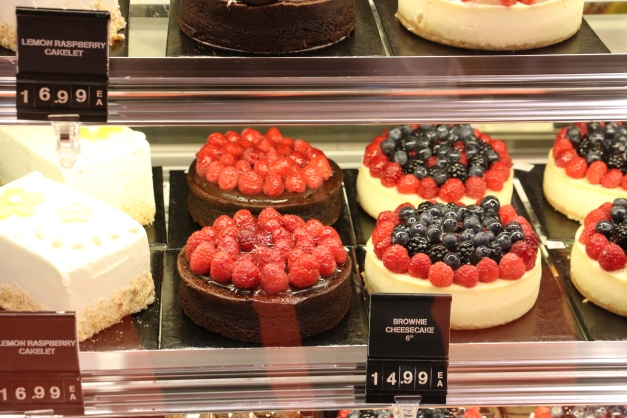 Cheese Cakes Up Close