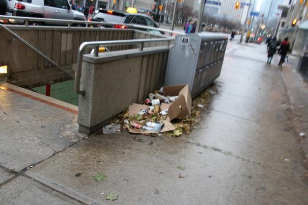 Toronto Trash Public