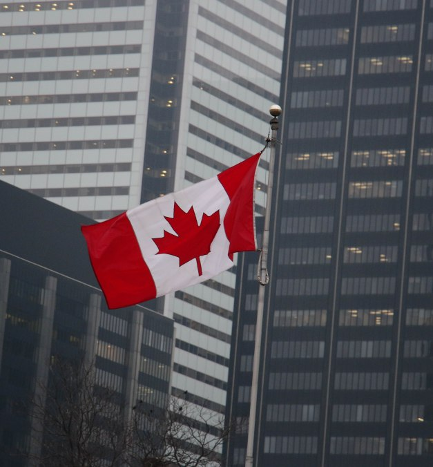 Canadian National Flag