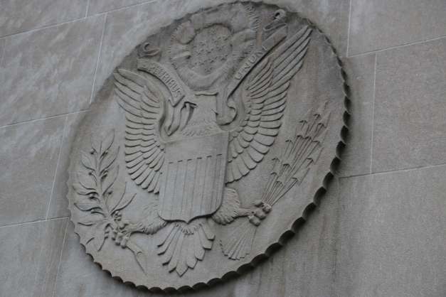 Great Seal of the U.S.A