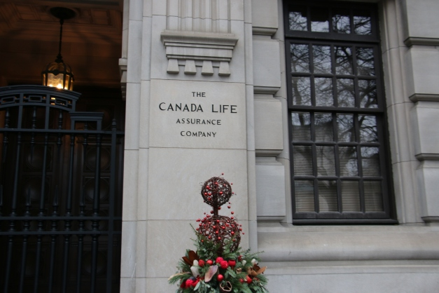 The Canada Life Insurance Co