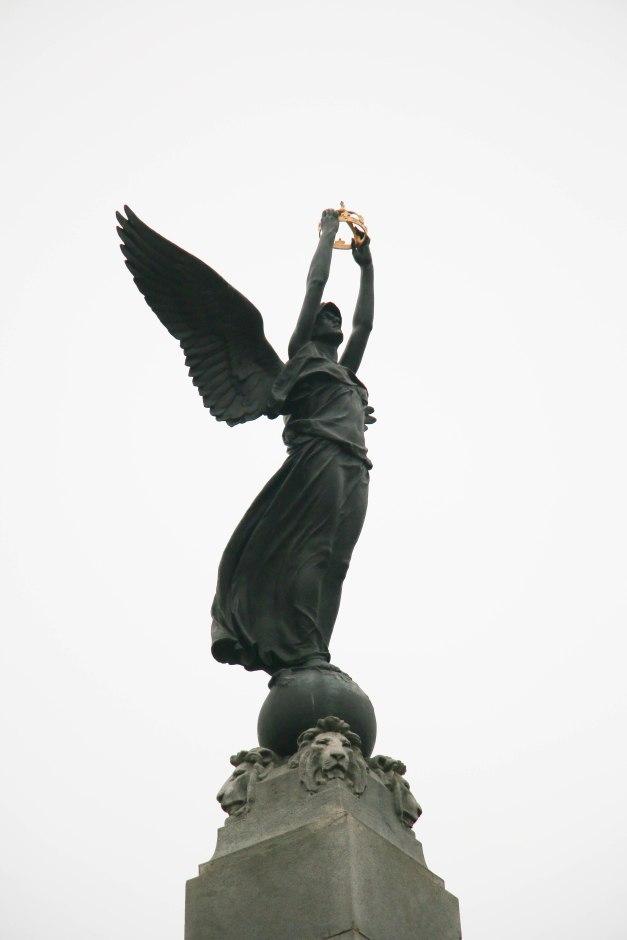 Statue & Obelisk II