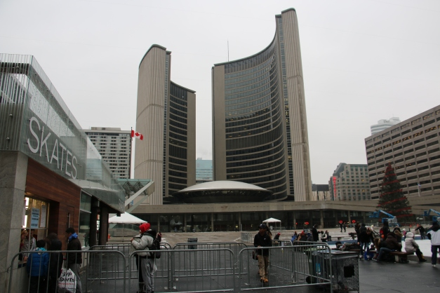 Toronto City Council Building