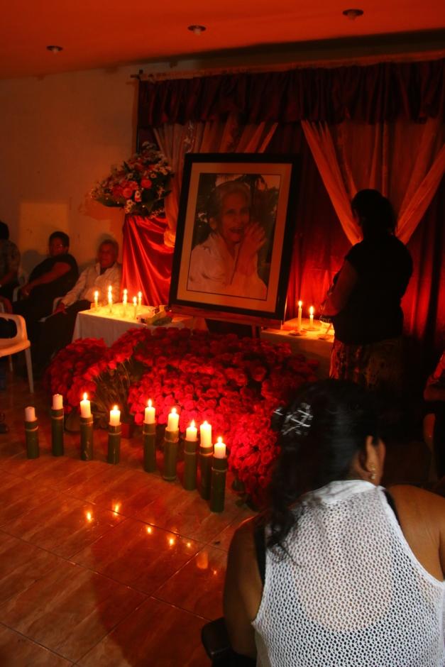 In Loving Memory of Sra Manuela Clementina Pilozo Rengifo