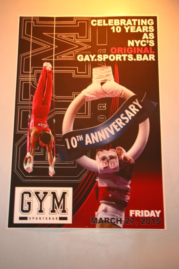Gym Sports Bar 10