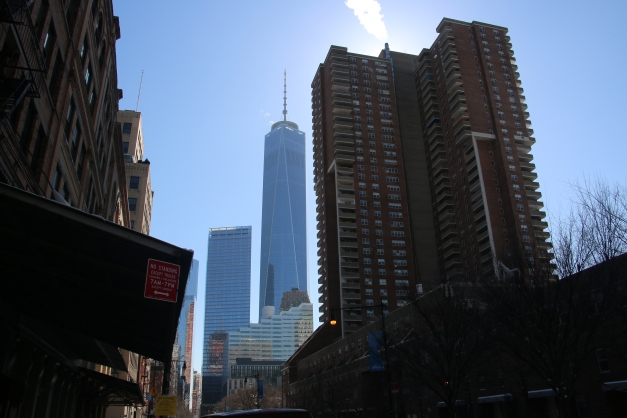 1 World Trade in the Distance