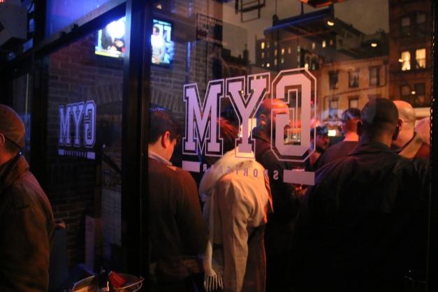 GYM Sports bar