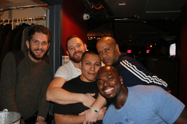 Cayle, Serge, Jose, Gregory, Eric H