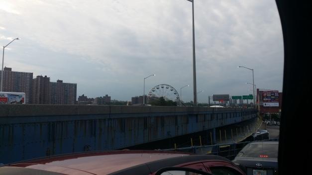 A Bronx Scene