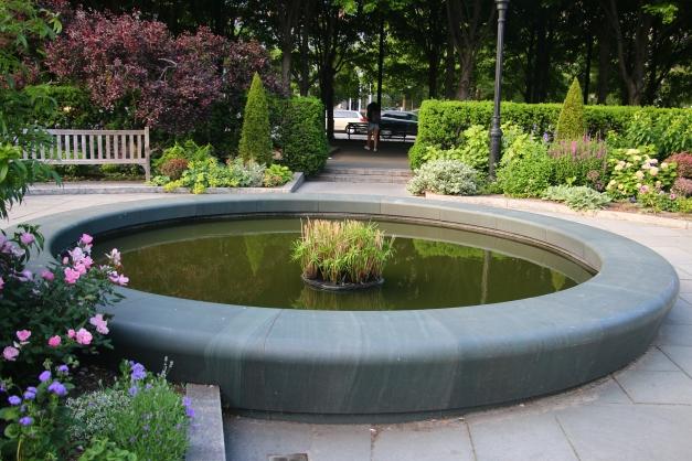Fountain Path Way