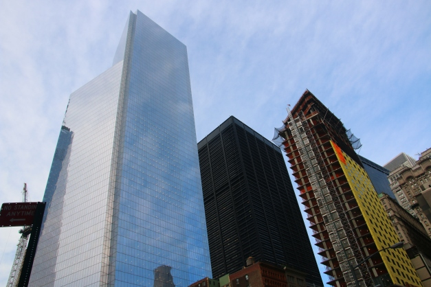 NYC Architecture Group of 3