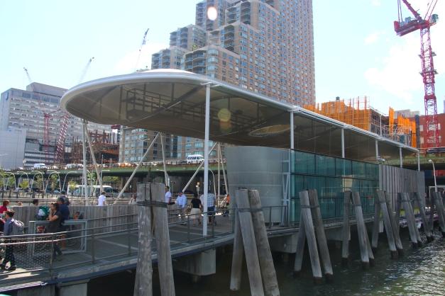 Pier at 34th Street