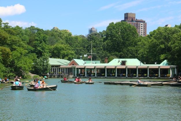 Boathouse & Boats