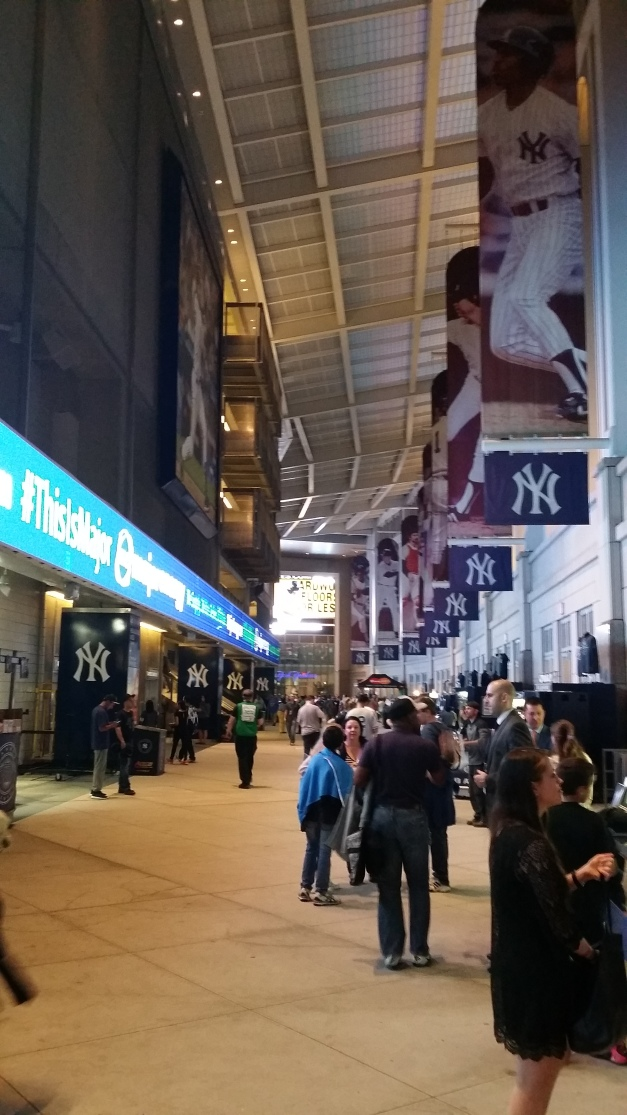 Interior Yankee Stadium 3