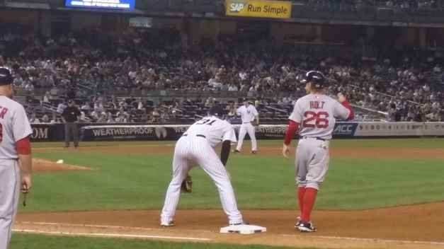 Holt On 1st Base 2