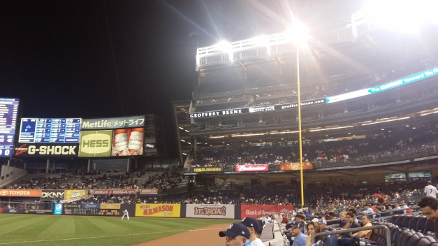 Seats at the Game